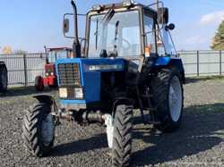 Экспортный б/у трактор 2007 года выпуска Беларус Мтз 82.1 82 л/с