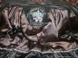Куртка мужская MORENA Leather Fashion, натур кожа 2