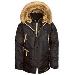 """Новая модель легендарной куртки N-3B """"Аляска"""" - N-3B Inclement Parka от Alpha Industries Inc. USA 1"""
