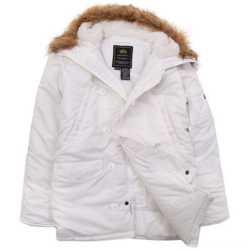Супер тёплые куртки Аляска от Американской фирмы Alpha Industries, USA 2
