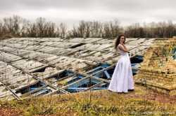 Фотосессия в стиле Trash the Dress - новая и необычная! 2