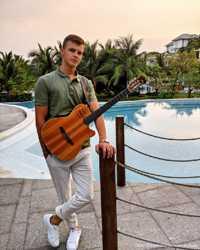 Уроки гітари. Репетитор гитары
