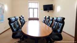 VIP офис в современном классическом стиле в Киеве. 2