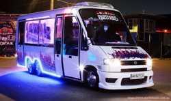 067 Автобус Party Bus Avatar прокат