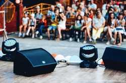Аренда звукового оборудования в Крыму 3