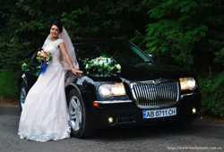 Свадебный Chrysler 300c