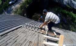 Замена и ремонт крыши. Устранение протеканий.
