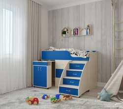 Дитяче ліжко-горище Річі  3