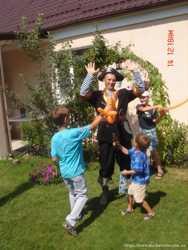 Заказ клоунов на детский праздник Чернигов. 1