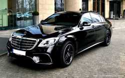 082 Vip Mercedes-Benz S550 AMG 4MATIC W222 Restyling  1