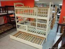 Двухъярусная кровать Карина-Люкс Трио 2