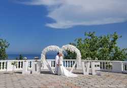 Организация  фантастических  свадеб  и выездных церемоний в Ялте, Крыму.  3