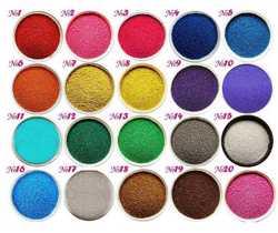 Продам цветной песок