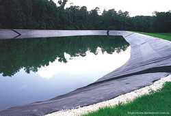 Создание озер и копанок