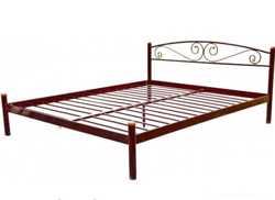 """Металлическая кровать """"Вероника"""" 1600 х 2000, 1900. Разные размеры 3"""