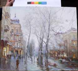 Продам картины, рисунок, пейзаж, натюрморт, киев, город киев