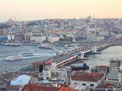 По Стамбулу на автомобиле 2