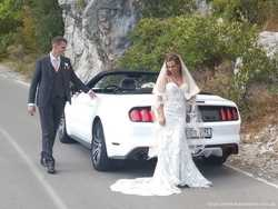 Кабриолет Форд Мустанг на свадьбу, фотосессию! Единственный в Крыму! 2