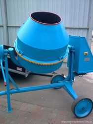 Бетономешалка BWA-320/200 А-ВИКТ на 380 Вольт 1