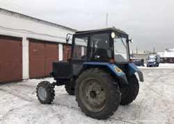 Трактор МТЗ 82.1 2007 рік 2