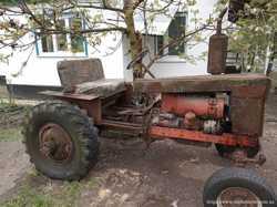 Продается трактор самодельный т-40