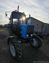 Продаемо трактор МТЗ 82.1
