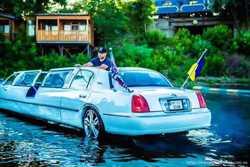 Aqua-Limousine аква лимузин аренда прокат аква лимузина 3