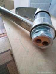 Кран водопроводный под ремонт,запчасти 2