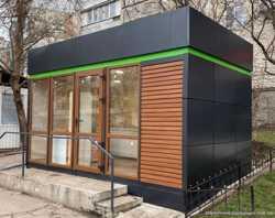 Строительство современных павильонов, магазинов, киосков (МАФ)