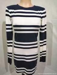 Сукня -туника смугаста 3