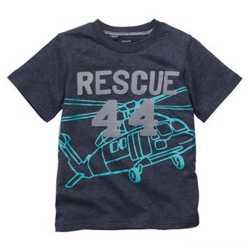 Фирменная футболка Carters, США, от 3 до 5 лет, новая!