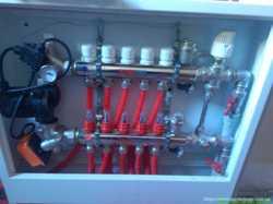 Монтаж систем отопления любой сложности.