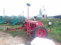 Сеялка зерновая Красная звезда СЗ Астра 5. 4 2