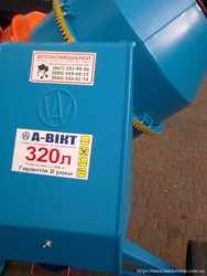 Бетономешалка BWA-320/200 А-ВИКТ на 380 Вольт 3