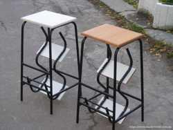 Раскладывающийся стул-стремянка 3
