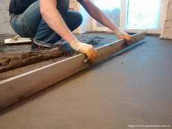 Стяжка підлоги