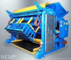 Передвижной вибропресс УПБ-ПБ для производства перемычек брусковых 2