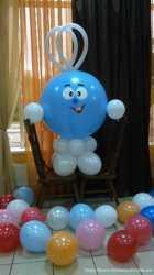 Оформление воздушными шарами!!!  2