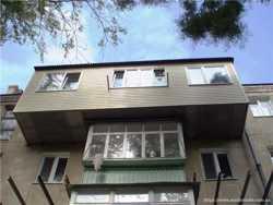 Вынос и расширение балконов под ключ в Николаеве и области.