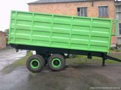 Прицеп тракторный самосвальный зерновоз новый 2птс-9 , 2птс-12 ,нтс 12 2