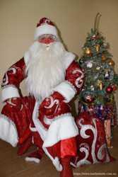 Дед Мороз вызов заказ Киев 1