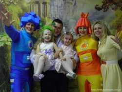 Клоуны на проведение детских праздников Чернигов.