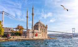 Стамбул из Одессы, Уикенд в Стамбуле