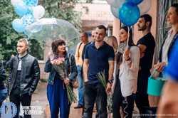 Как организовать встречу из роддома до дома во время карантина Одесса 1
