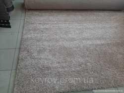 """Пушистые ковровые дорожки """"Шегги"""" размеры 0,6 до 3 метров.Цв"""