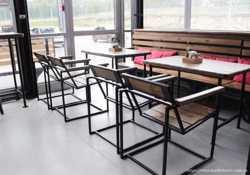 Стол из металла, мебель на заказ, стол купить, Лофт