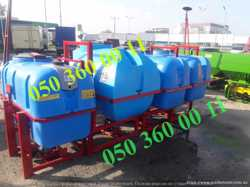 Оп 600-800-1000 литров + кардан Опрыскиватели различного объема