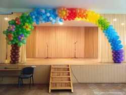 Гелиевые шарики и воздушные фигуры 1
