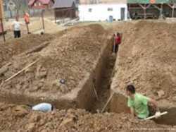 Сливные ямы,траншеи,копка,сантехника,демонтаж,земляные бетонные работы