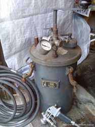 Агрегат окрасочный Вагнер и СО-12А 3